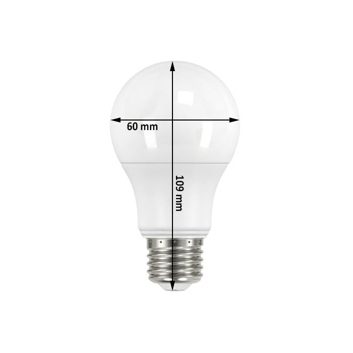 لامپ ال ای دی حبابی کالیوز مدل cu-13A60 توان 13 وات
