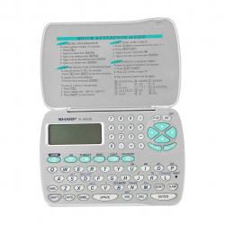 ماشین حساب و ارگانایزر شارپ مدل EL-6053S