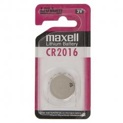 باتری سکه ای مکسل مدل CR2016 (نقره ای)