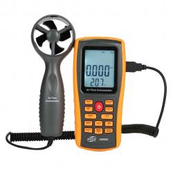 باد سنج دیجیتال بنتک مدل GM8902 پلاس (زرد)