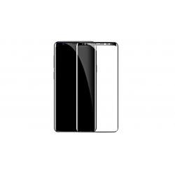 محافظ صفحه نمایش فول شیشه ای باسئوس مناسب برای گوشی موبایل سامسونگ گلکسی S9 Plus