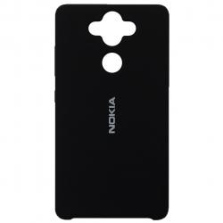 کاور  سیلیکونی مناسب برای گوشی Nokia 8 Sirocco (گل بهی)