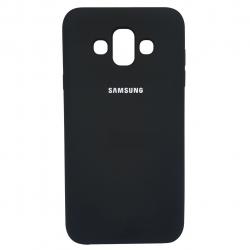 کاور سیلیکونی مدل 006 مناسب برای گوشی موبایل سامسونگ Galaxy J7 DUO (قرمز)