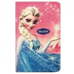 کیف کلاسوری  دیلیان مدل Frozen مناسب برای تبلت سامسونگ Tab E 9.6inch /T560 (بی رنگ)