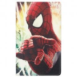 کیف کلاسوری دیلیان مدل Spiderman مناسب برای تبلت لنوو Tab2 A8-50