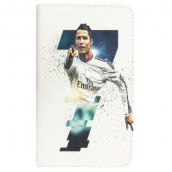 کیف کلاسوری Di-Lian مدل Ronaldo مناسب برای تبلت سامسونگ Tab A 2016 7inch/T285 (بی رنگ)