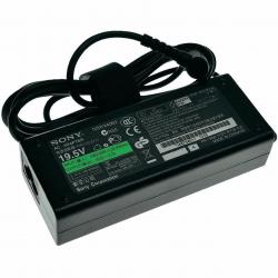 شارژر لپ تاپ 19.5 ولت 4.7 آمپر سونی مدل VGP-AC19V36 (مشکی)