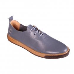 کفش مردانه چرم طبیعی ژاو مدل 1168 سایز 40 (طوسی)