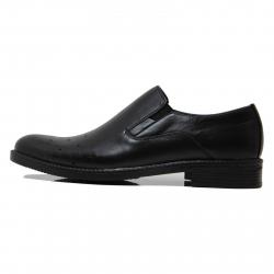 کفش مردانه چرم طبیعی ژست مدل 3041 سایز 43 (مشکی)