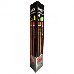 مداد مشکی فکتیس مدل Tirix HB بسته 12 عددی