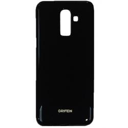 کاور ژله ای گریفین مدل S-KH مناسب برای گوشی موبایل سامسونگ گلکسی J8 2018 (سبز آبی)