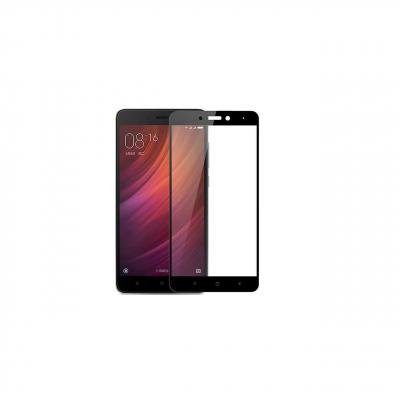 محافظ صفحه نمایش نانو گلس مدل 5D مناسب برای گوشی موبایل شیائومی redmi note 5 (مشکی)