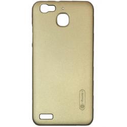 کاور نیلکین مدل Super Frosted Shield مناسب برای گوشی موبایل هواوی GR3 (طلایی)