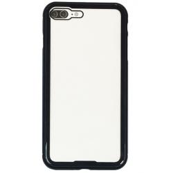 کاور کی دو مدل iGlass مناسب برای گوشی موبایل اپل iPhone 7 Plus/8 Plus (قرمز)
