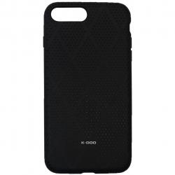 کاور کی دو مدل Mesh مناسب برای گوشی موبایل اپل آیفون 7/8 پلاس (مشکی)