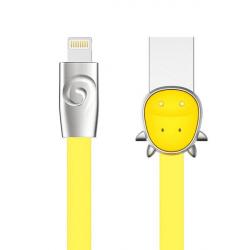 کابل تبدیل USB به Lightning راک اسپیس مدل Ox به طول 1 متر