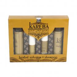 پک بهداشتی کاربا مدل Herbal Solution Shampoo