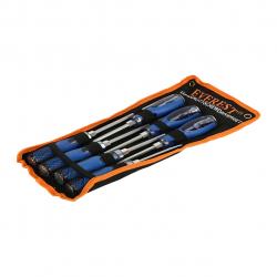 مجموعه 7 عددی پیچ گوشتی اورست مدل G013 (آبی)