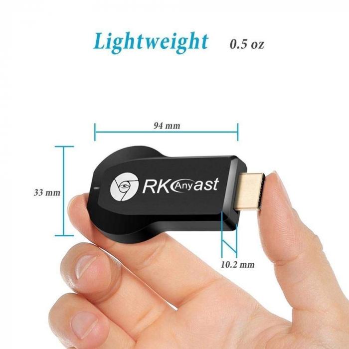دانگل HDMI انی کست مدل RK M9plus FHD