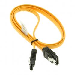 کابل دیتا SATA 3 قفل دار 50 سانتی متر