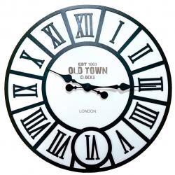 ساعت دیواری گلدن  طرح Old Town کد 10010204