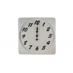 ساعت دیواری طرح number کد 10010195 (بی رنگ)