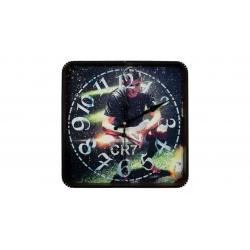 ساعت دیواری گلدن  طرح کریستیانو رونالدو کد 10010134