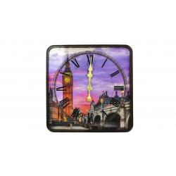 ساعت دیواری گلدن  طرح برج بیگ بن کد 10010156 (بی رنگ)