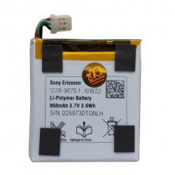 باتری موبایل سونی مدل 1228-9675 ظرفیت 950 میلی آمپر ساعت مناسب برای گوشی سونی X10 Mini