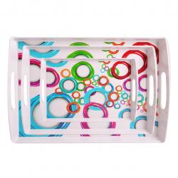سینی مهروز مدل دایره بسته 3 عددی