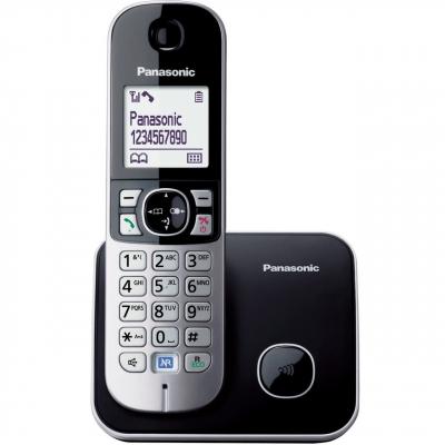 تلفن بی سیم پاناسونیک مدل KX-TG6811 (مشکی)