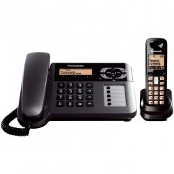 تلفن بی سیم پاناسونیک مدل KX-TG6461 (مشکی)