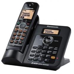 تلفن بی سیم پاناسونیک مدل KX-TG3811BX (مشکی)
