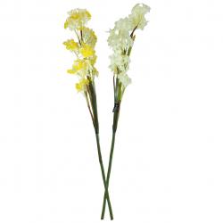 گل مصنوعی شیانچی طرح نرگس کد 09050162 مجموعه 2 عددی (چند رنگ)