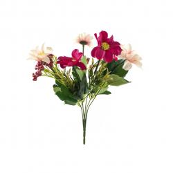 گل مصنوعی مدل شقایق کد 09050170