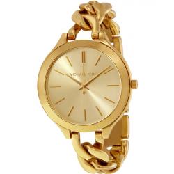 ساعت عقربه ای مایکل کورس مدل MK3222 (طلایی)