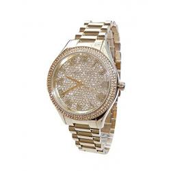 ساعت عقربه ای مایکل کورس مدل MK3319 (طلایی)