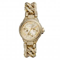 ساعت عقربه ای مایکل کورس مدل MK3330 (طلایی)