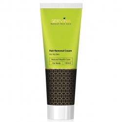 کرم مو بر بدن سروینا مدل Dry Skin حجم 100 میلی لیتر
