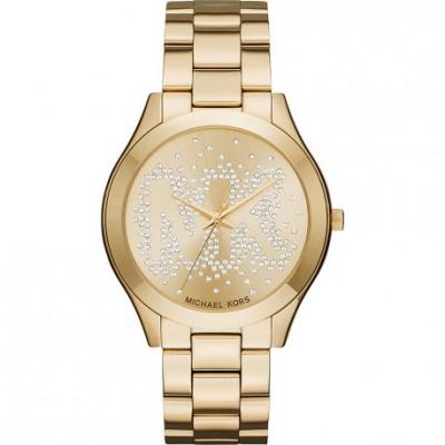 ساعت مچی عقربه ای مایکل کورس مدل MK3590 (طلایی)
