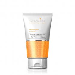 لوسیون پاک کننده آرایش صورت سروینا مدل Oily Skin حجم 150 میلی لتر
