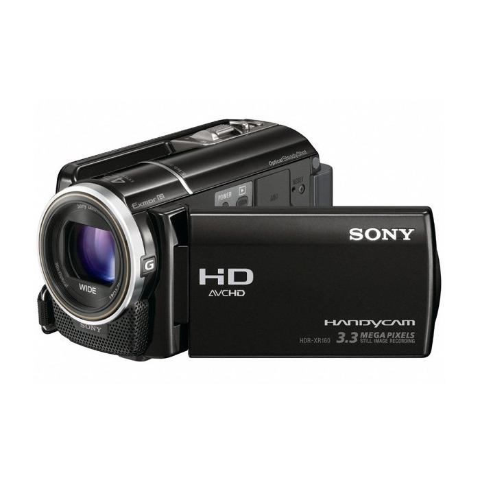 دوربین فیلمبرداری سونی اچ دی آر-ایکس آر 160