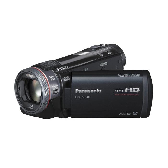 دوربین فیلمبرداری پاناسونیک اچ دی سی - اس دی 900