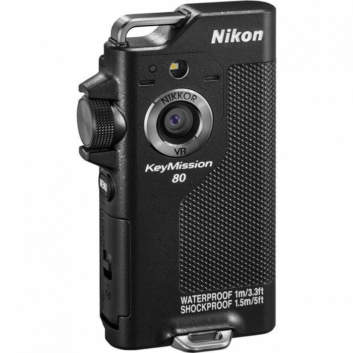 دوربین فیلمبرداری ورزشی نیکون مدل KeyMission 80