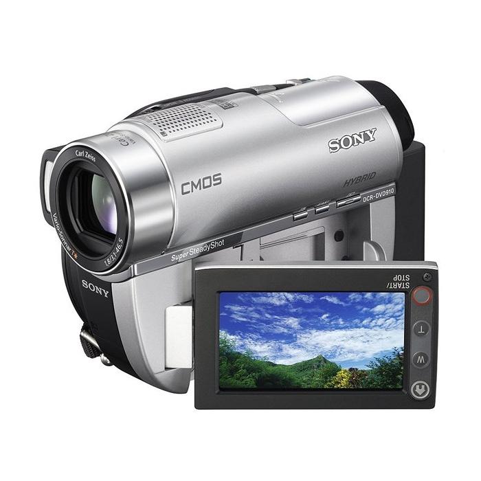 دوربین فیلمبرداری سونی دی سی آر-دی وی دی 910