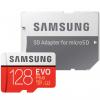کارت حافظه microSDXC سامسونگ مدل Evo Plus کلاس 10 استاندارد UHS-I U3 سرعت 100MBps ظرفیت 128 گیگابایت