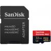 کارت حافظه microSDHC سن دیسک مدل Extreme Pro کلاس 10 استاندارد UHS-I U3 ظرفیت 32 گیگابایت