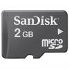 کارت حافظه میکرو اس دی سن دیسک ظرفیت 2 گیگابایت