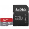 کارت حافظه microSDXC سن دیسک مدل Ultra کلاس 10 و A1 استاندارد UHS-I U1 ظرفیت 200 گیگابایت