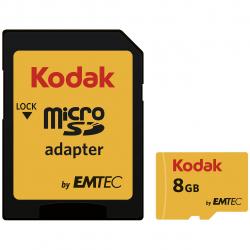 کارت حافظه microSDHC امتک کداک کلاس 10 استاندارد UHS-I U1 سرعت 85MBps 580X ظرفیت 8 گیگابایت